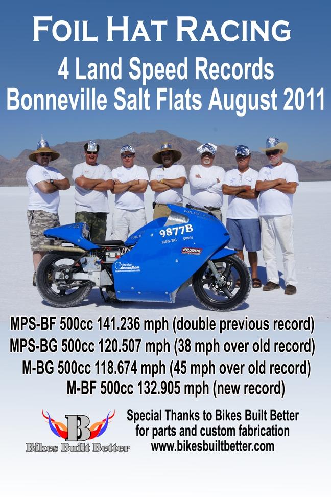 Bonneville Salt Flats August 2011