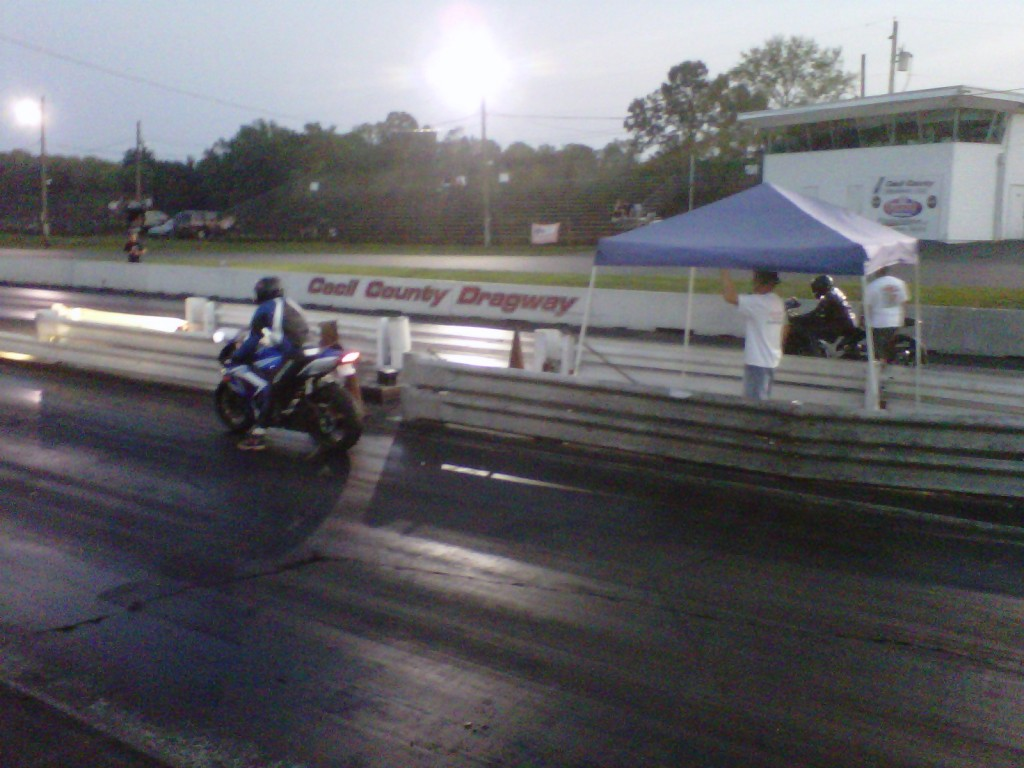 Foil Hat Racing at Cecil County Dragway