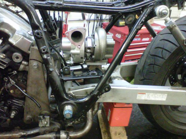 Gates Turbo Charger