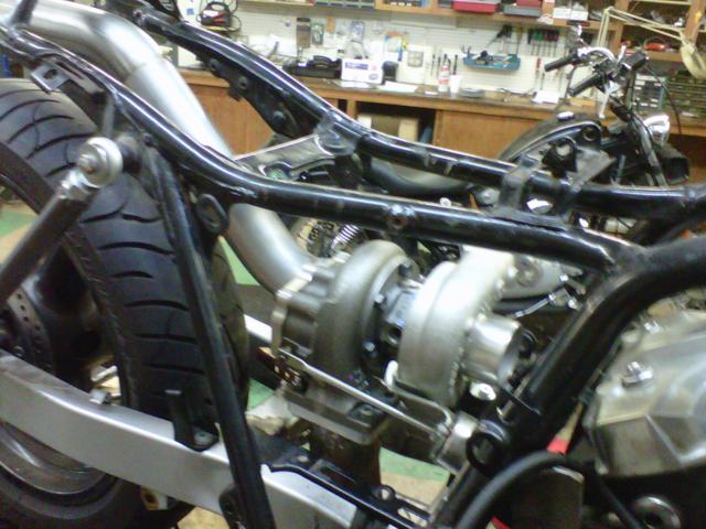 Turbo Exhaust Fabrication