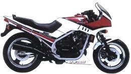 Honda VF500F Interceptor